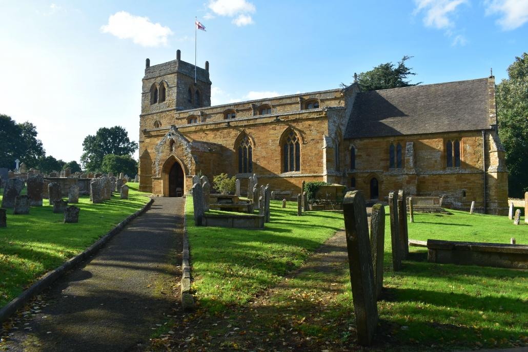 St. Andrew's Parish Church 1