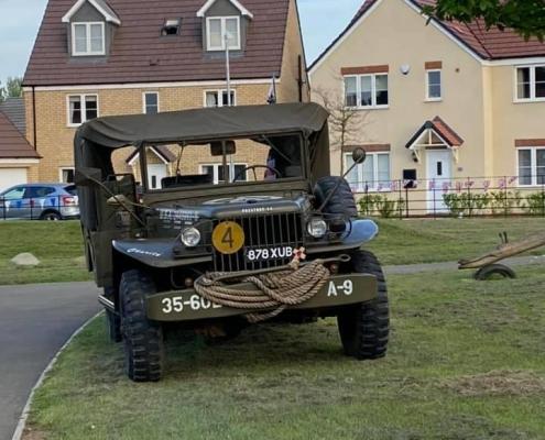 world war two dodge jeep