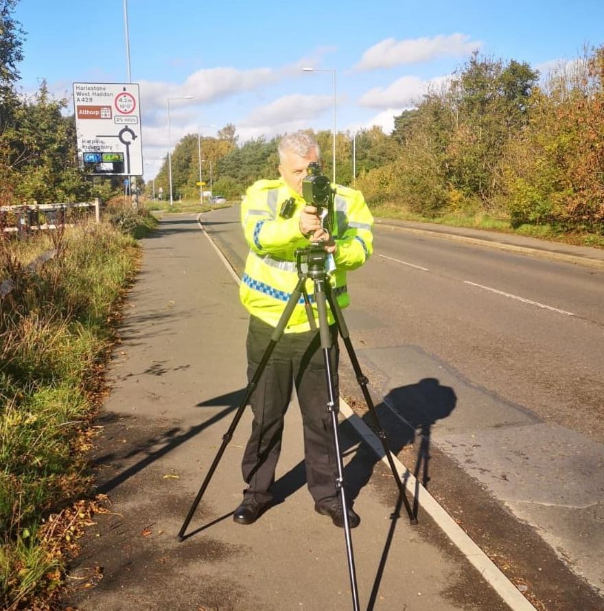 PCSO Speed Watch